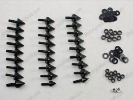 Carénage Boulons Pour Honda CBR900RR 893 - 1996-1997 - noir