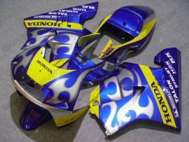 Honda NSR250 MC21 P3 Carénage ABS Injection - Michelin - bleu/jaune/argent