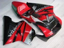Honda NSR250 MC21 P3 Carénage ABS Injection - autres - rouge/noir