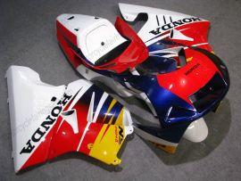Honda NSR250 MC21 P3 Carénage ABS Injection - autres - rouge/blanc/bleu