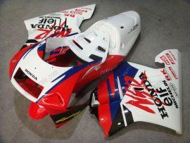 Honda NSR250 MC28 P4 Carénage ABS Injection - Racing - rouge/blanc