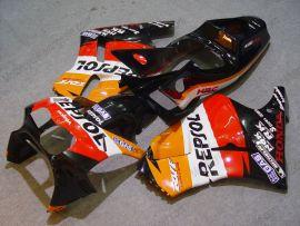 Honda RVF400R NC35 1994-1998 Carénage ABS - Repsol - rouge/orange/noir