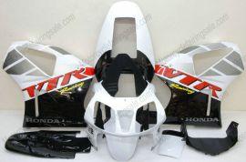 Honda VTR1000 RC51 2000-2006 Carénage ABS - autres - noir/blanc