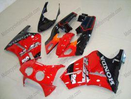 Honda VFR400R NC30 1990-1993 Carénage ABS - autres - noir/rouge