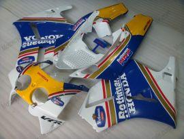 Honda VFR400R NC30 1990-1993 Carénage ABS - Rothmans - bleu/blanc/jaune