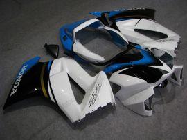 Honda VFR800 2002-2009 Carénage ABS Injection - autres - blanc/noir/bleu