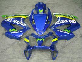 Honda VFR800 2002-2009 Carénage ABS Injection - autres - bleu