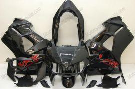Honda VFR800 1998-2001 Carénage ABS - autres - noir