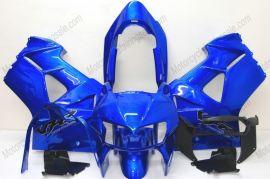 Honda VFR800 1998-2001 Carénage ABS - autres - bleu
