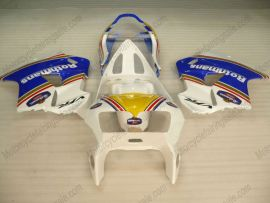 Honda VFR800 1998-2001 Carénage ABS - Rothmans - bleu/blanc