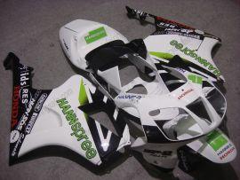 Honda VTR1000 RC51 2000-2006 Carénage ABS - HANN Spree - blanc/noir