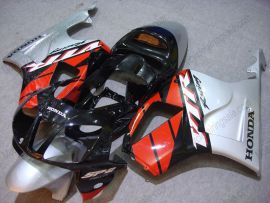 Honda VTR1000 RC51 2000-2006 Carénage ABS - Racing - rouge/argent/noir