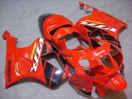 Honda VTR1000 RC51 2000-2006 Carénage ABS - autres - rouge/noir