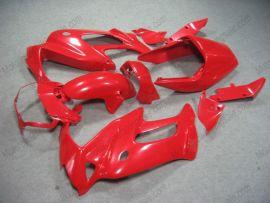 Honda VTR1000F 1997-1998 Carénage ABS - Factory Style - tout rouge