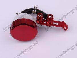 embrayage de frein universel réservoir d'huile réservoir de liquide  rouge