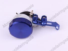 embrayage de frein universel réservoir d'huile réservoir de liquide  bleu