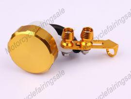 embrayage de frein universel réservoir d'huile réservoir de liquide jaune