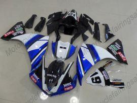 Yamaha YZF-R1 2012-2014 Carénage ABS Injection - Factory Style - bleu/blanc/noir