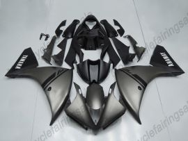 Yamaha YZF-R1 2012-2014 Carénage ABS Injection - Factory Style - gris