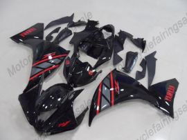 Yamaha YZF-R1 2012-2014 Carénage ABS Injection - Factory Style - rouge/noir