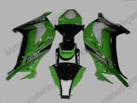 Kawasaki NINJA ZX10R 2011-2015 Carénage ABS Injection - PIRELLI- vert/noir