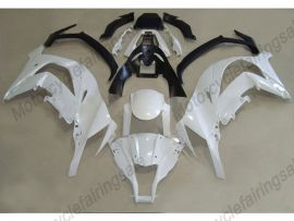 Kawasaki NINJA ZX10R 2011-2015 Carénage ABS Injection - Factory Style- blanc/noir