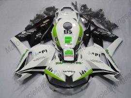 Honda CBR 600RR F5 2013-2019 Carénage ABS Injection - HANN Spree- blanc/noir/vert