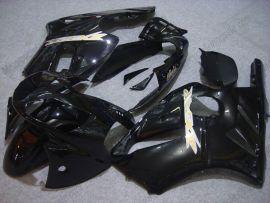 Kawasaki NINJA ZX12R 2002-2005 Carénage ABS - autres - tout noir