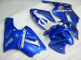 Kawasaki NINJA ZX12R 2002-2005 Carénage ABS - autres - tout bleu