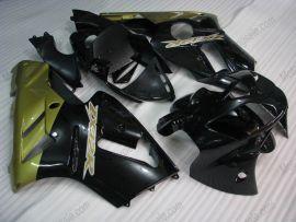 Kawasaki NINJA ZX12R 2002-2005 Carénage ABS - autres - noir/doré