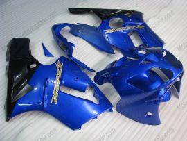Kawasaki NINJA ZX12R 2002-2005 Carénage ABS - autres - bleu/noir