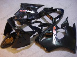 Kawasaki NINJA ZX6R 2000-2002 Carénage ABS Injection - autres - tout noir