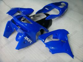 Kawasaki NINJA ZX9R 1998-1999 Carénage ABS - autres - bleu/noir