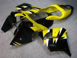 Kawasaki NINJA ZX9R 2000-2001 Carénage ABS - autres - jaune/noir