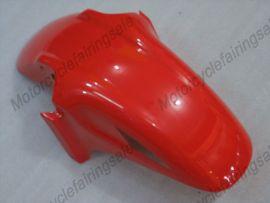 Honda CBR600 F3 1997 1998 ABS garde-boue avant Injection- autres - rouge