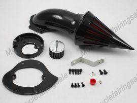 Honda VTX 1300 Nouveau Moto de Spike Air Filter Kit Cleaner - toute l'année - noir