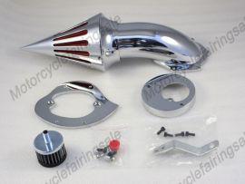 Honda VTX 1300 Nouveau Moto de Spike Air Filter Kit Cleaner - toute l'année - chrome