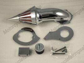 Honda Shadow VLX600 kit pic de moto de filtre à air -1999 jusqu'à - Chrome