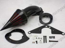 Yamaha nouvelle moto étoiles routier 1600/1700 pic kit de filtre à air - noir