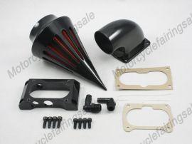 Kawasaki Vulcan 2000 LT de ce classique et Kit filtres à air propre - toute l'année - noir