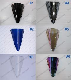 6 x couleur Yamaha YZF R1 2002-2003 pare brise