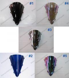 5 x couleur Yamaha YZF R1 2004-2006 pare brise
