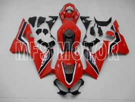Honda CBR1000RR 2017-2019 Carénage ABS Injection - Fireblade - Rouge / Argent