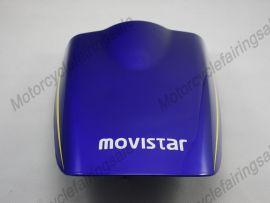Honda CBR900RR 954 2002-2003 arrière siège capot - Movistar - bleu