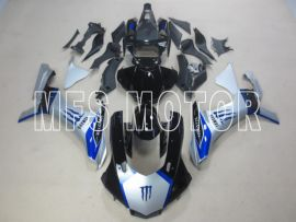 Yamaha YZF-R1 2015-2020 Carénage ABS Injection - Factory Style - bleu/argent