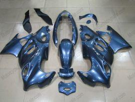 Suzuki GSX 750F 600F Katana 2004-2006 Carénage ABS - autres - bleu