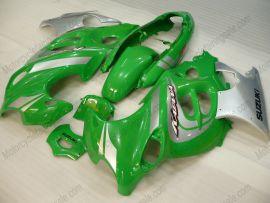Suzuki GSX 750F 600F Katana 2004-2006 Carénage ABS - autres - vert