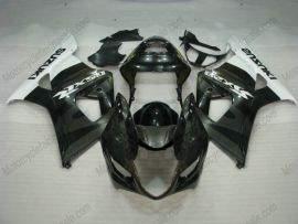 Suzuki GSX-R 1000 2003-2004 K3 Carénage ABS Injection - autres - noir/blanc