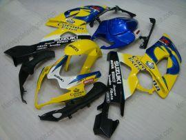 Suzuki GSX-R 1000 2005-2006 K5 Carénage ABS Injection - Corona - jaune/bleu/noir
