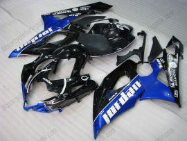 Suzuki GSX-R 1000 2005-2006 K5 Carénage ABS Injection - Jordan - noir/bleu